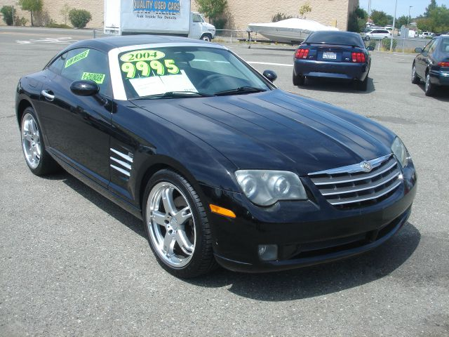 used chrysler crossfire for sale sacramento ca cargurus. Black Bedroom Furniture Sets. Home Design Ideas