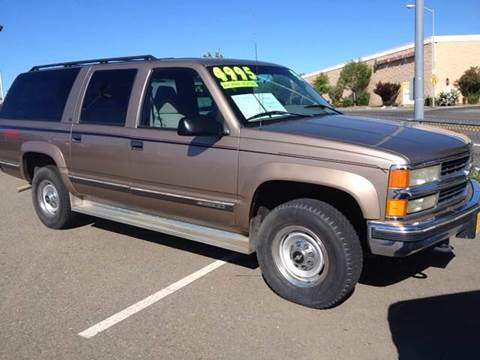 Rightway Auto Sales >> 1996 Chevrolet Suburban for sale in Vacaville, CA