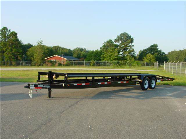2014 Anderson Manufacturing CH735 - 35ft 7ton Carhauler
