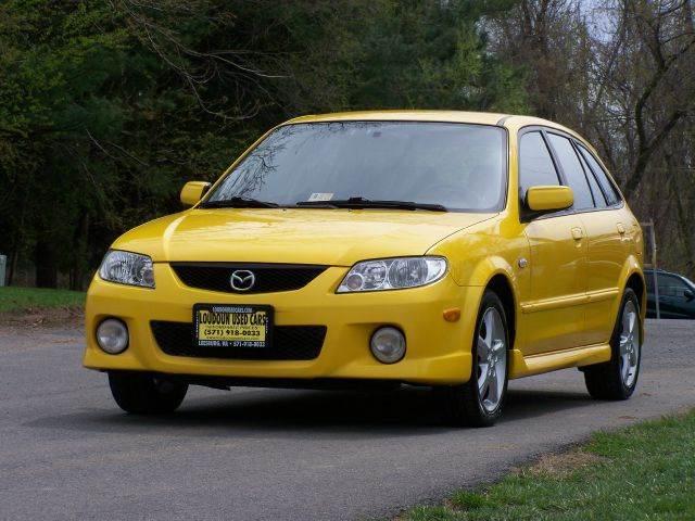 2003 Mazda Protege5