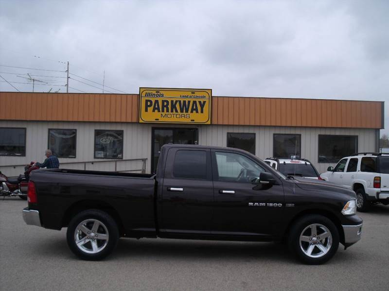 Dodge ram for sale in ellsworth me for Parkway motors inc springfield il