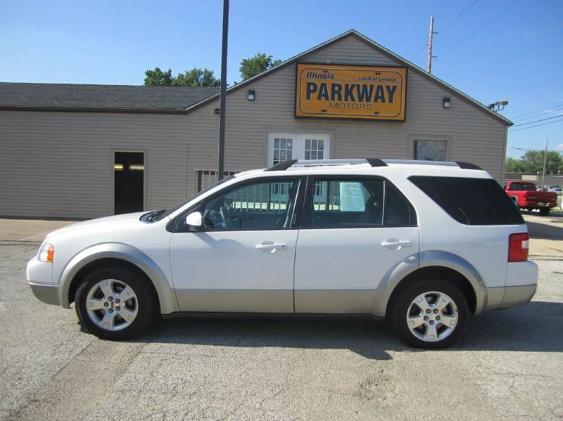 2007 Ford Freestyle Special $5995 & Parkway Motors - Used Cars - Springfield IL Dealer markmcfarlin.com