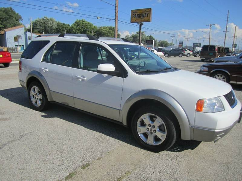 Contact ... & 2007 Ford Freestyle SEL 4dr Wagon In Springfield IL - Parkway Motors Pezcame.Com