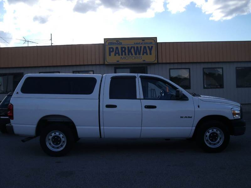 Dodge for sale in springfield il for Parkway motors inc springfield il