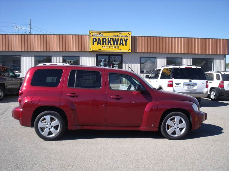 Chevrolet hhr for sale in lumberton tx for Parkway motors inc springfield il
