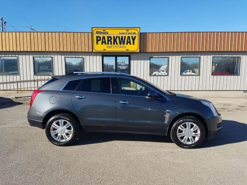 Cadillac for sale in fowler ca for Parkway motors inc springfield il