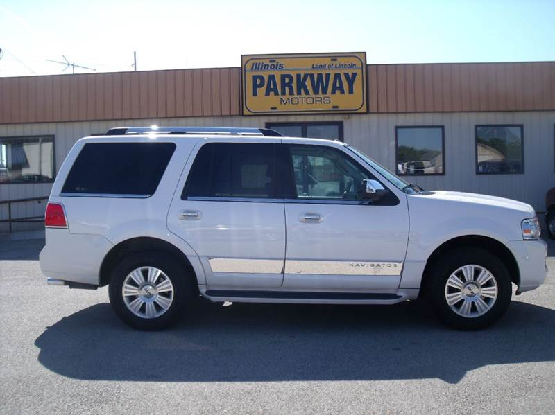 2009 lincoln navigator for sale in georgia for Parkway motors inc springfield il