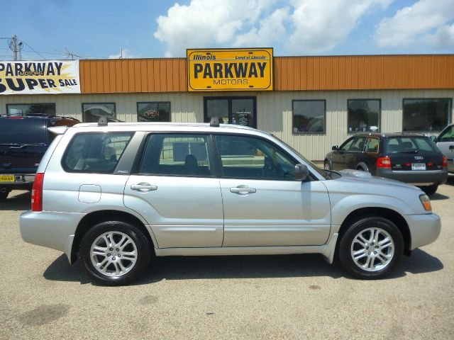 used 2004 subaru forester xt awd 4dr in springfield il at