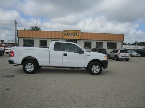 Pickup trucks for sale springfield il for Parkway motors inc springfield il