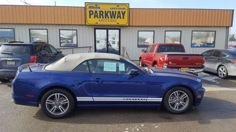 Used convertibles for sale in springfield il for Parkway motors inc springfield il