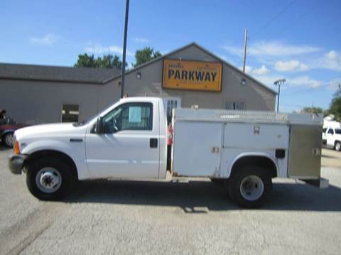 Medium duty trucks for sale in illinois for Parkway motors inc springfield il