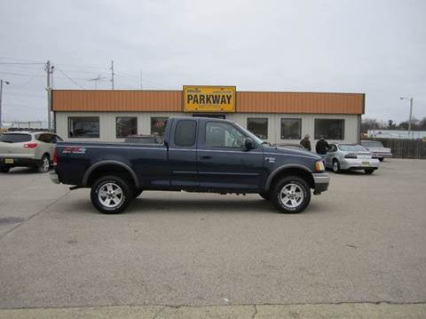 2002 Ford F-150 for sale in Springfield, IL