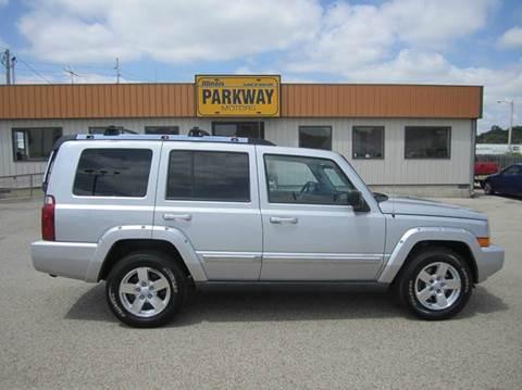 2006 Jeep Commander for sale in Springfield, IL