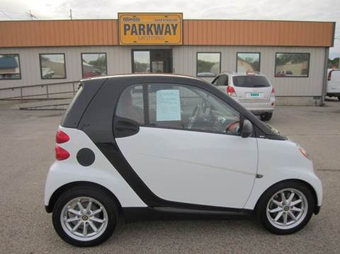 Used 2008 smart fortwo for sale for Parkway motors inc springfield il