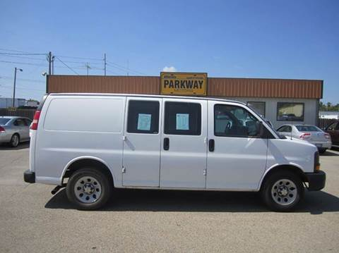 2010 Chevrolet Express Cargo for sale in Springfield, IL