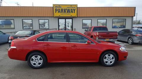 Chevrolet impala for sale in springfield il for Parkway motors inc springfield il