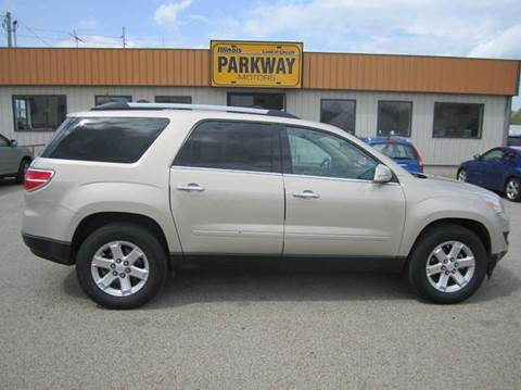 2010 saturn outlook for sale for Parkway motors inc springfield il