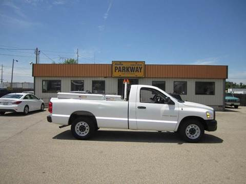 Used dodge trucks for sale springfield il for Parkway motors inc springfield il
