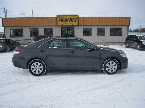 2010 Toyota Camry for sale in Springfield, IL