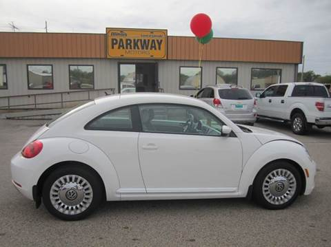 2013 Volkswagen Beetle for sale in Springfield, IL
