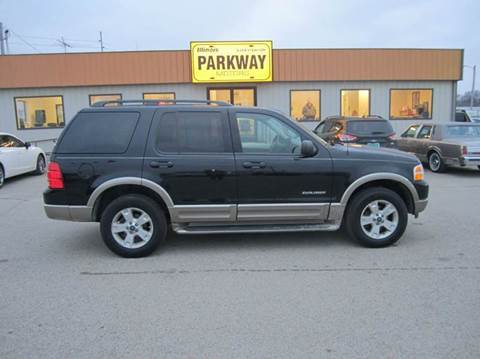 Used ford explorer for sale springfield il for Parkway motors inc springfield il