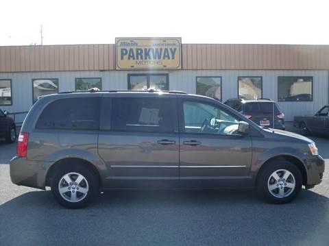 2010 dodge grand caravan for sale springfield il for Parkway motors inc springfield il