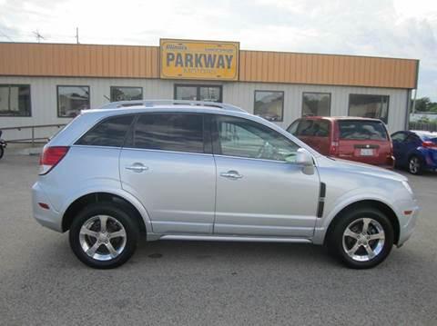 2012 Chevrolet Captiva Sport for sale in Springfield, IL