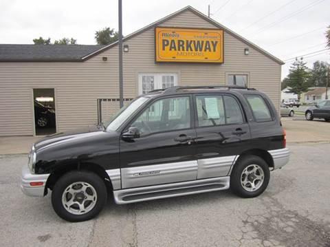 2001 Chevrolet Tracker for sale in Springfield, IL