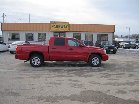 2005 dodge dakota for sale illinois for Parkway motors inc springfield il