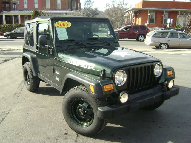2005 Jeep Wrangler for sale in Columbia PA