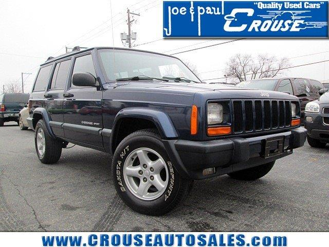 2001 jeep cherokee for sale in harrisburg pa cargurus. Black Bedroom Furniture Sets. Home Design Ideas