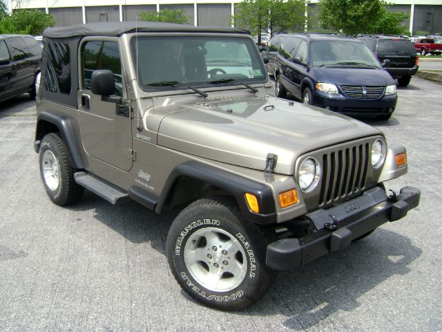 2003 Jeep Wrangler for sale in Columbia PA