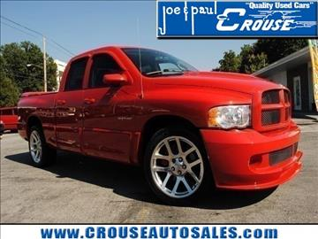 2005 Dodge Ram Pickup 1500 SRT-10 for sale in Columbia, PA