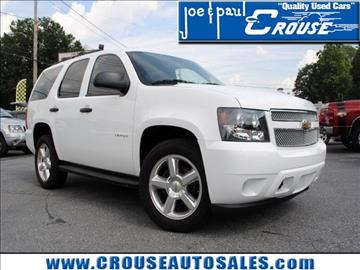 2010 Chevrolet Tahoe For Sale Pennsylvania