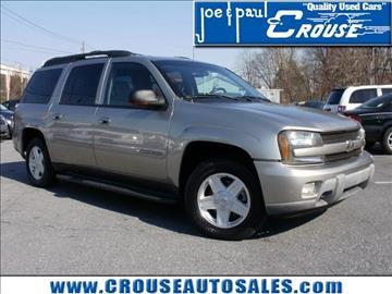 2003 Chevrolet TrailBlazer for sale in Columbia, PA