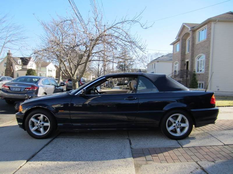 2002 Bmw 3 Series 325Ci 2dr Convertible In STATEN ISLAND NY  PAUL