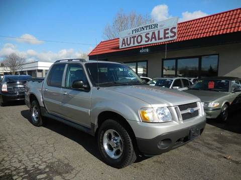 2004 Ford Explorer Sport Trac for sale in Auburn, WA