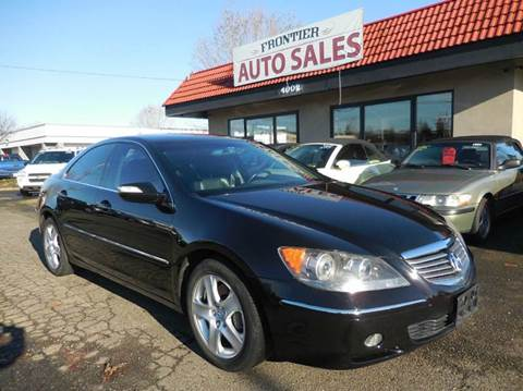 2005 Acura RL for sale in Auburn, WA