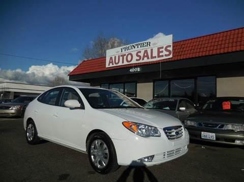 2010 Hyundai Elantra for sale in Auburn, WA