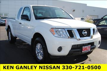 2017 Nissan Frontier for sale in Medina, OH