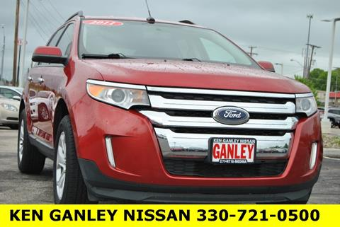 Ford Edge For Sale In Medina Oh