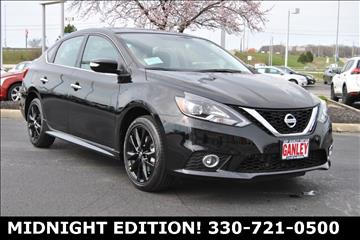 2017 Nissan Sentra for sale in Medina, OH