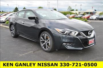 2017 Nissan Maxima for sale in Medina, OH
