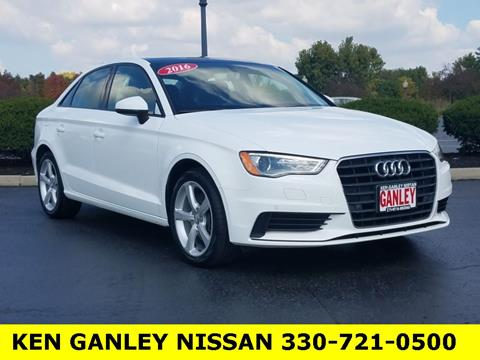 2016 Audi A3 for sale in Medina, OH