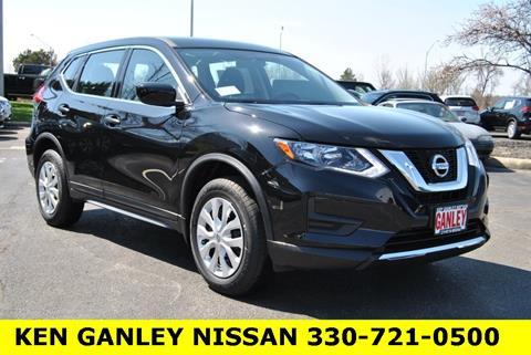 2017 Nissan Rogue for sale in Medina, OH