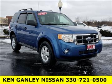 2010 Ford Escape for sale in Medina, OH