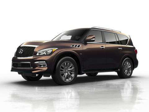 2017 Infiniti QX80 for sale in Medina, OH