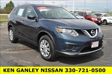 2015 Nissan Rogue for sale in Medina, OH