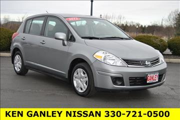 2012 Nissan Versa for sale in Medina, OH