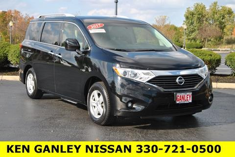 2017 Nissan Quest for sale in Medina, OH